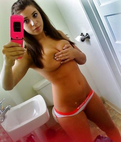 Teens Self Shot tube